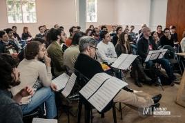Arreglos de Orquesta típica . Ramiro Gallo