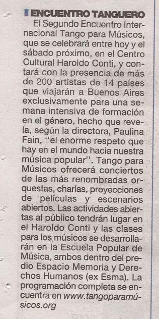 TPM La Prensa  14 de feb 2016