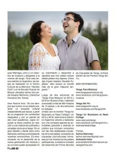 Revista Mirabá 2 Febrero