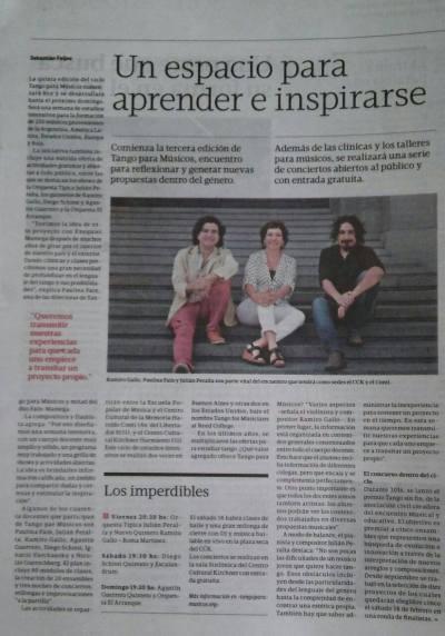 Tiempo Argentino, 12 feb